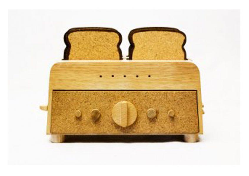 Toaster Coaster