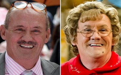Mrs Brown's adventures in acting